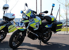 [NEW] Police Service Northern Ireland / BMW F 700 GS / Motorcycle (Nick 999) Tags: blue ireland lights police led bmw motorcycle leds service northern sirens rpu psni policeservicenorthernireland roadspolicingunit