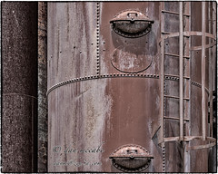 Tubular (Totally!) (zen3d ) Tags: seattle historical derelict refinery gasworkspark urbex