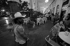 (Benoms) Tags: portal benoms centro colima nak blancoynegro blackandwhite documental seor loco diferente extrao bailador