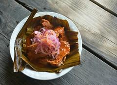 Cochinita Pibil ... at home. (r.e. ~) Tags: home cooking mexicana comida yucatan pork pibil puerco cochinitapibil