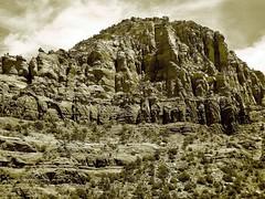 Butte 2 (sirhowardlee) Tags: arizona butte desert sedona rockformation