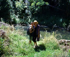 Nicola & Handre (emilyjasper) Tags: travel newzealand portrait film mediumformat photography couple fuji kodak ishootfilm explore nz transparency positive e100g filmisnotdead fujigw670