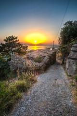 Le luci del tramonto, colorano Gesso (Ivana_Cat) Tags: luci tramonto gesso messina sicilia italia italy sicily sunset blue hour gold ibus gypsum
