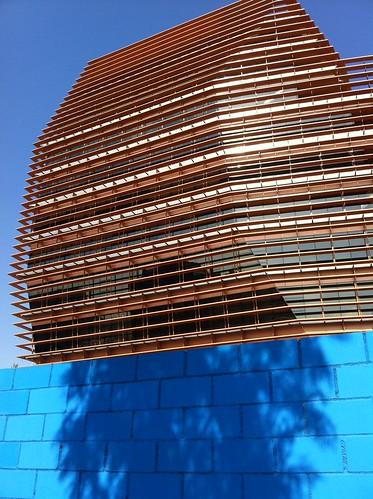 Edificio CMT Barcelona
