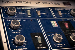 Mu-tron Bi-phase (Joacim Thenander) Tags: berlin studio hansa eos450d efs1585mmf3556isusm