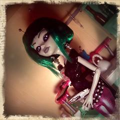Klatti B. - Space Ranger (shannanigan1) Tags: alien custom oc monsterhigh
