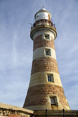 Roker Light House (pixiepic's) Tags: windows sky lighthouse stone wall harbour platinumheartaward