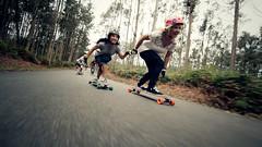 Endless Roads 4 - Costa da Morte (still) (sk8cinema) Tags: road trip santiago girls spain corua surf roadtrip galicia crew skate longboard skateboard razo lgc a