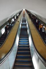 Pyongyang Metro (mulderlis) Tags: northkorea pyongyang dprk noordkorea
