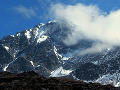 Magnificence !! (Lopamudra!) Tags: india mountain snow beauty trek landscape peak glacier nanda himalaya highaltitude garhwal lopamudra nandaghunti saptkund saptakund