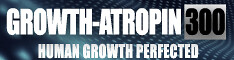 GROWTH-atropin 300mg - Human Growth Perfected