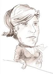 Caricatura Maria