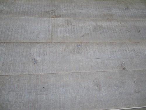 Roble rústico con corte de sierra Cottage (2)