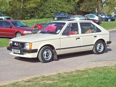 421 Vauxhall GL Astra Mk.1 (1984) (robertknight16) Tags: british 1980s opel vauxhall worldcars