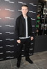 Will Poulter Casio - pop-up store launch party at Covent Garden - Arrivals. London, England