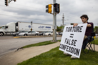 Anti-Torture Vigil - Week 63: Torture = False Confession