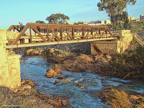 L'ancien pont Espagnole a Selouane
