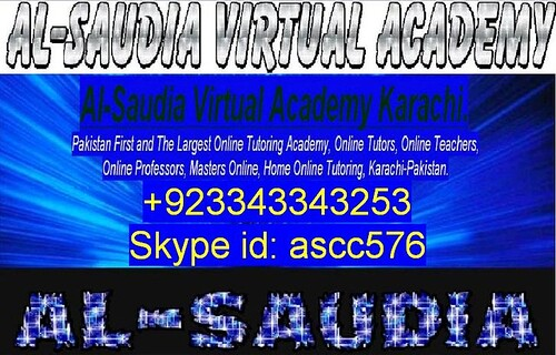 Karachi Home Tuition Academy Karachi 03323343253 Home