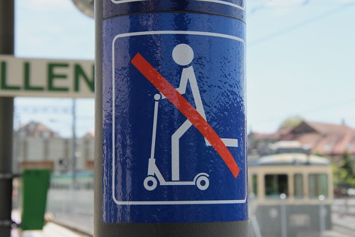 Urban Issues: Don't do that here!