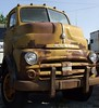 Dodge Cabover (tikitonite) Tags: classic abandoned truck vintage rust antique rusty faded dodge trucks junkyard mopar fading ram crusty coe patina junker relic oxidized jobrated cabover cabforward caboverengine