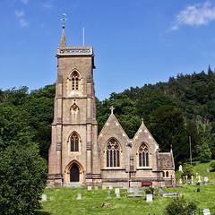 St Etheldreda at West Quantoxhead (lens buddy) Tags: church canon somerset usm ef quantocks stetheldreda westsomerset parishchurch 2470mm f28l canoneos50d westquantoxhead diociseofbathwells