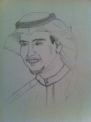 | Humood AlKhudher (Saravinci ~) Tags: portrait pencil drawing