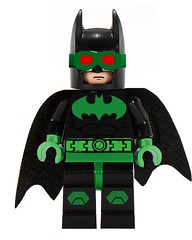 Batman Sensor Suit (LEGOlas Geekleaf) Tags: 2 lego suit batman sensor