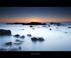 330 seconds @ 04:10 (Col-B) Tags: longexposure light sea white motion water weather sunrise sand rocks waves shoreline dramatic peaceful shore lee idyllic tranquil 1022 whitburn 60d canon60d ndgrads 10stopfilter bigstopper