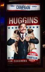 Unreal (daisy70) Tags: dogs movie politics ad advertisement kiosk unreal jul foresthills 2012 galifiankis daisy70