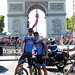 David Millar, Christian Vande Velde - Tour de France, 2012 - stage 20