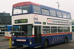 2933 (AG) D933 NDA (WMT2944) Tags: travel west midlands nda timesaver 2933 d933