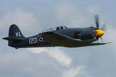 2012-06-30-051FD G-RNHF (BringBackEGDG) Tags: sea duxford fury hawker t20 flyinglegends
