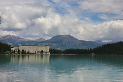 The Fairmont Hotel in Banff (NjCarGuy) Tags: