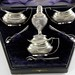 345. Silverplate Condiment Set
