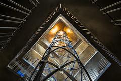 Prag | Rathaus (Philipp Gtze) Tags: stair prague elevator prag praha treppe staircase townhall rathaus fahrstuhl