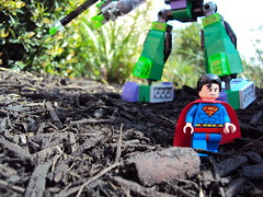 Superman V Lex Luthor (jihaner) Tags: comics toy lego superman geeks hero minifigs lexluthor minifigures americanhero