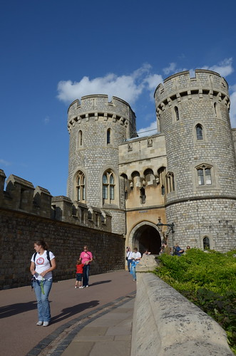 Windsor Norman Gate ©  Still ePsiLoN