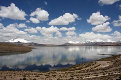 Lago Chungará, Chile (sensaos) Tags: chile travel america chili south north northern amerika 2012 zuid putre sensaos amserika