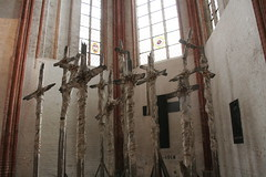 St.Mary's Lubeck (Liam Cheasty) Tags: church germany religious worship god prayer religion chapel christian divine lubeck placeofworship 2011 motorhometravel liamcheasty boristheodyssey
