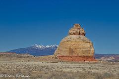 Church Rock (leon_roland) Tags: church rock utah moab