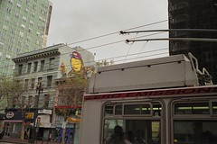 (davidteter) Tags: sanfrancisco streetart muni marketstreet tenderloin kodakportra400 leicam6ttl sfmta leica35mmf20summicronm