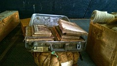 Always a suitcase (Forsaken Fotos) Tags: old mill antique pa epic rustyandcrusty nokialumia1020