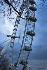 London Eye (Tony Dias 7) Tags: london eye wheel ferris