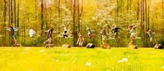 Neverland (AvianWiings) Tags: children photography levitation peter pan neverland