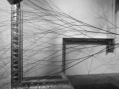 . (Elliott Fusy-Pudal) Tags: blackandwhite bw art museum blackwhite noiretblanc modernart nb palaisdetokyo noirblanc doubleje