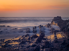 Reef Magic (pixelmama) Tags: california longexposure sunset green secretbeach pescadero pescaderostatebeach