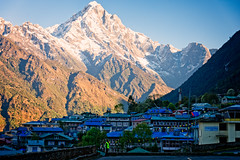 Lukla, Nepal (CamelKW) Tags: nepal everest himalayas lukla 2016 everestarea everestpanoram khumbuarea