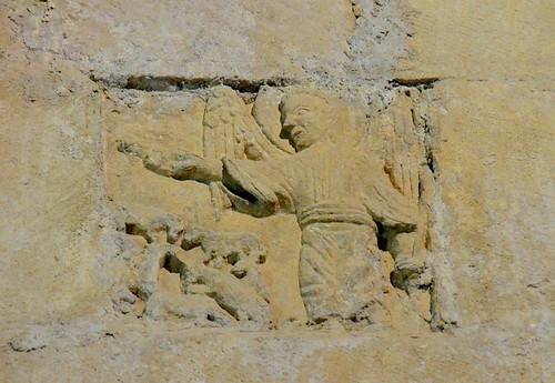 Mane (Alpes de haute Provence), prieuré Notre-Dame de Salagon - 13