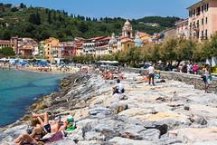 San Terenzo (Antonio Casti) Tags: italy italia mare liguria it viaggio paesaggio lerici casty