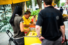 Street Ice-cream Seller (MEphotog) Tags: street ice cream seller